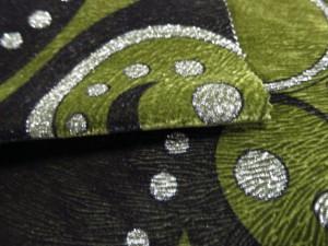 damask print fabric