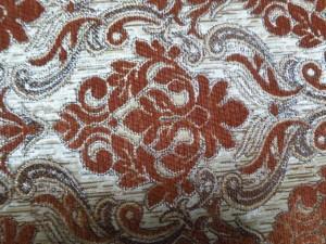 damask fabric upholstery