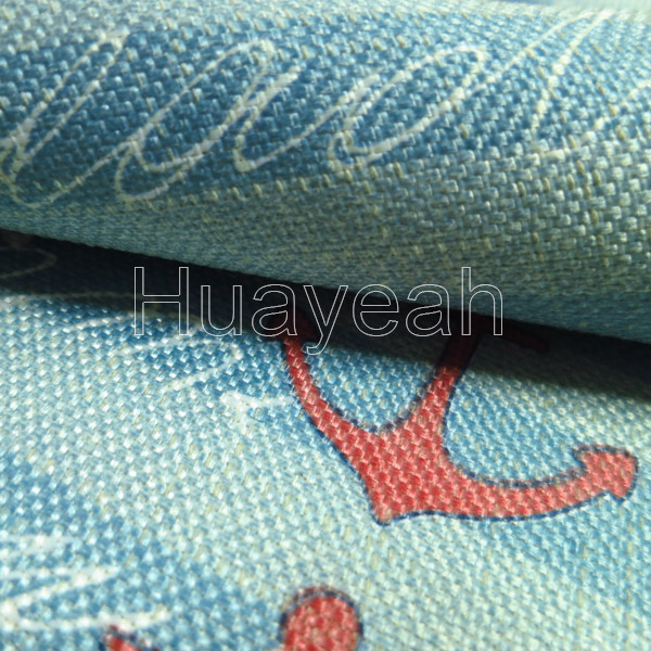Sofa Fabric Upholstery Fabric Curtain Fabric Manufacturer Navy Style Boat Upholstery Fabric