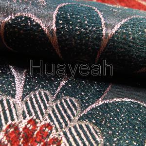 jacquard fabric designs close look
