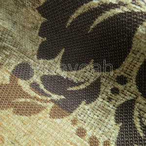 sofa chenille fabric backside