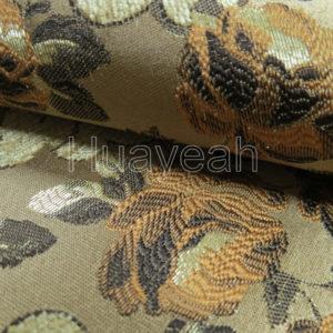 sofa chenille fabric close look