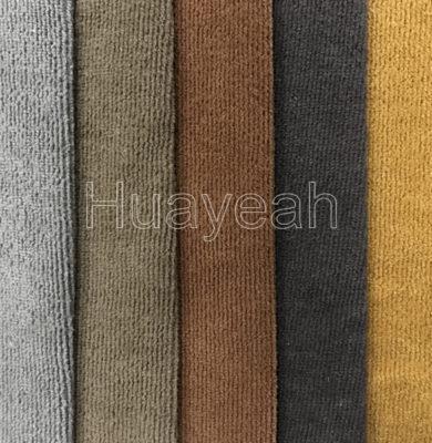jacquard velvet upholstery fabric