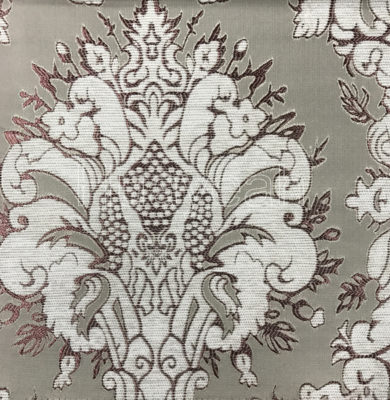 fabric with jacquard