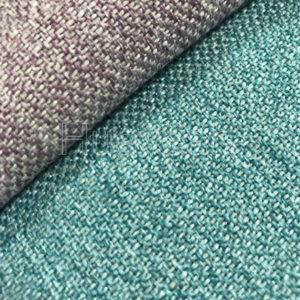 fabric for sofa plain close look