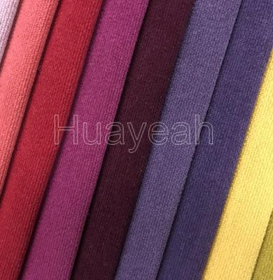 plain chenille fabric